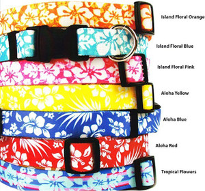 Adjustable  Synthetic Dog Collars